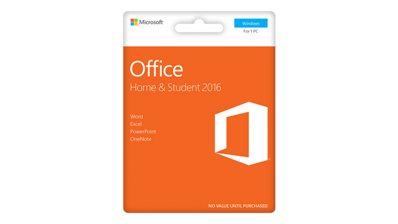 Microsoft Office Home and Student 2016 - Lifetime License