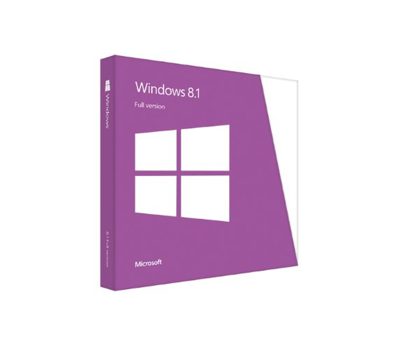 Windows 8.1 Professional 32 or 64bit