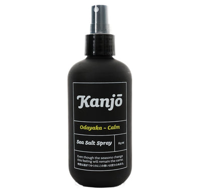 Kanjō Odayaka Sea Salt Spray