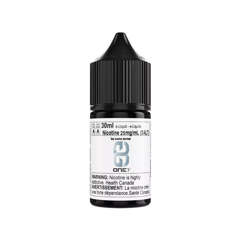 "BB Vapes Brand Salt Nic ""Editors Choice"" 30 mL"