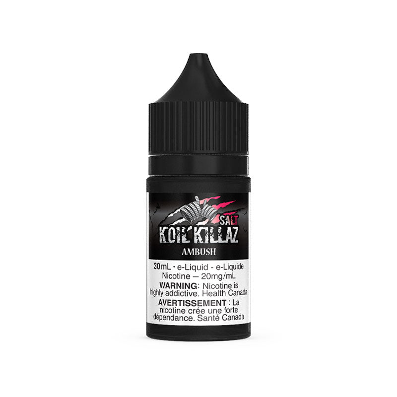 Koil Killaz Salt - Ambush 30mL