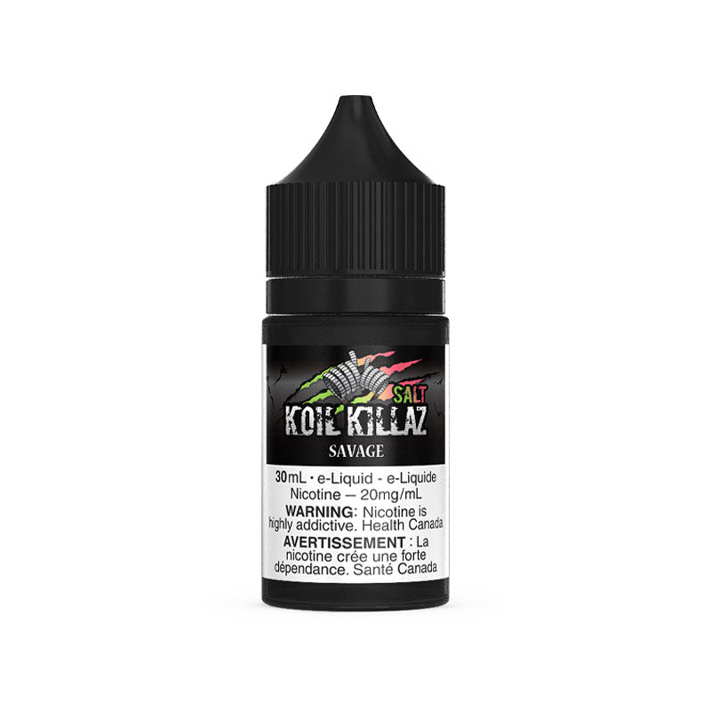 Koil Killaz Salt - Savage 30mL
