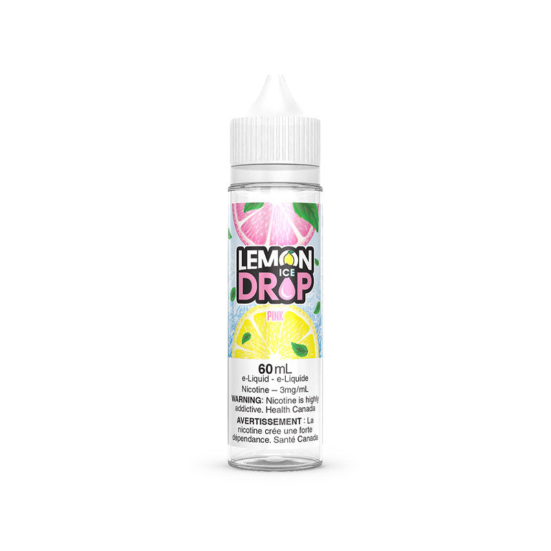 Lemon Drop Ice  - Pink 60mL