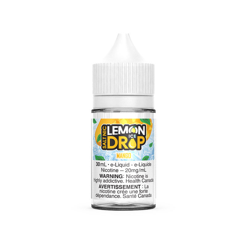 Lemon Drop Ice Salt - Mango 30mL