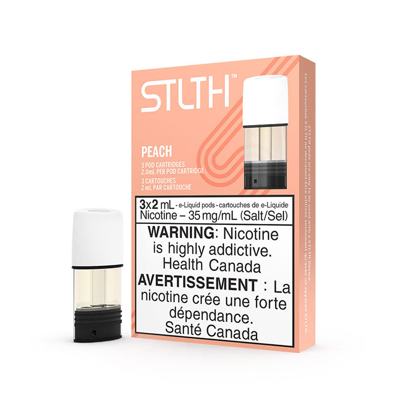 STLTH Pod Pack - Peach