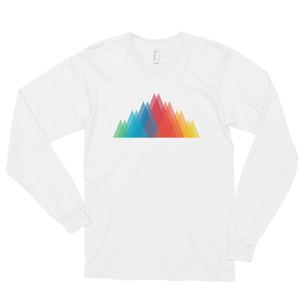 colorful hill
