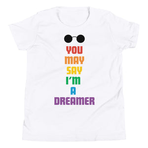 You may say I'm a dreamer