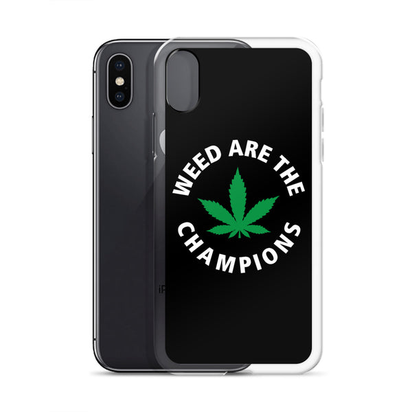 Weed are the Champions
