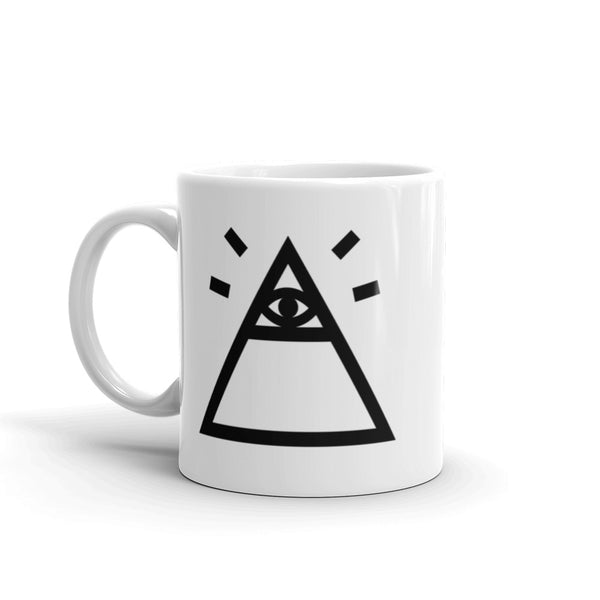 All Seeing Mug