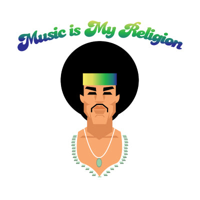 Music is My Religion