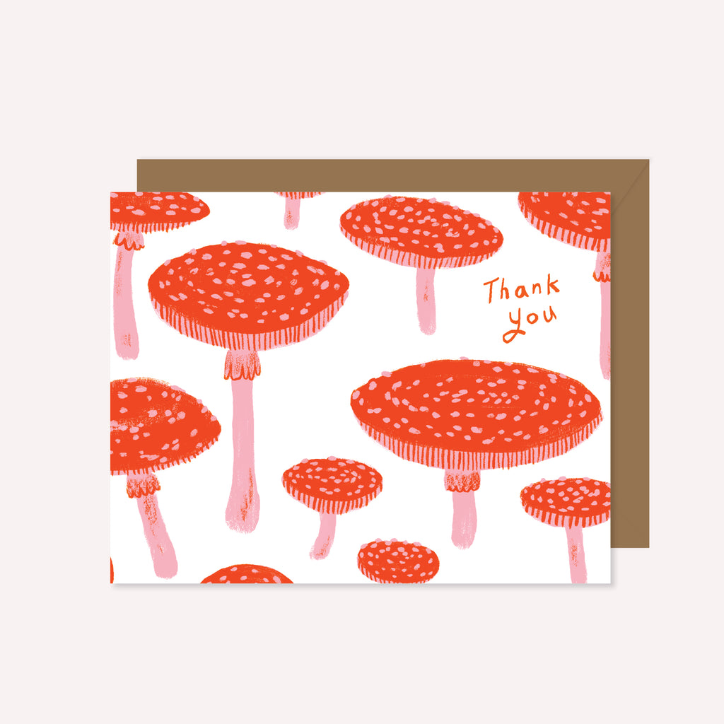 Toadstool Thank You