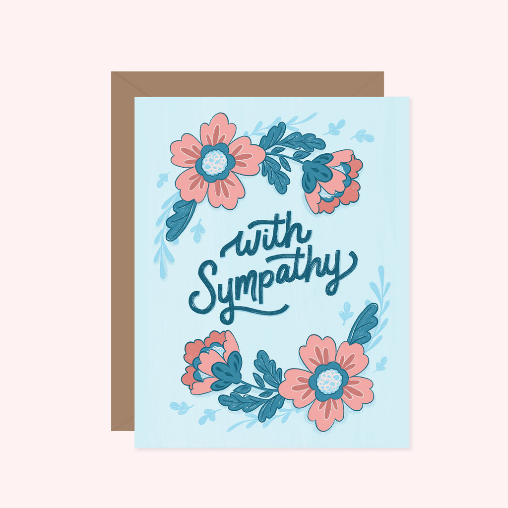 With Sympathy Floral