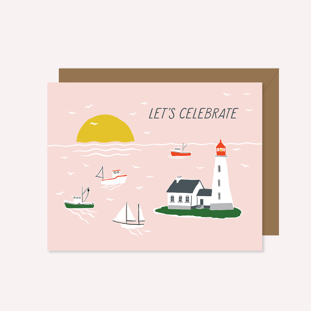 Lighthouse | Let's Celebrate