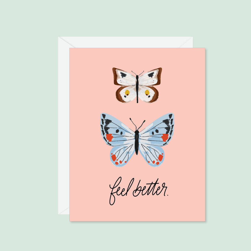 Feel Better Butterflies