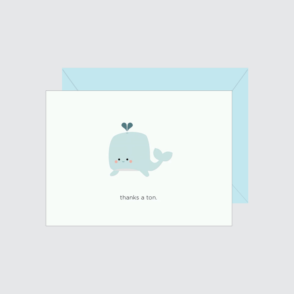 Thanks A Ton: Whale