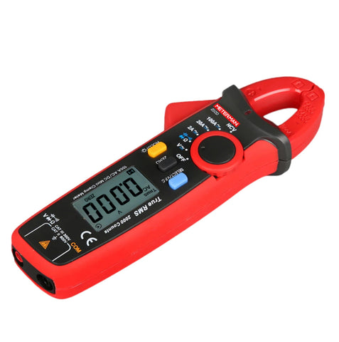 Meterman 210D Digital AC/DC Current Voltage Resistance Capacitance Clamp Meter