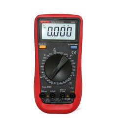 Meterman 30XR True RMS LCD Digital Multimeter DC/AC Voltage Current Meter Capacitance Resistance Diode Tester Voltmeter Ammeter