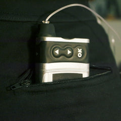Clever Travel Companion insulin pump