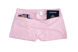 Women's pink underwear with secret pockets