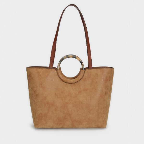 JD Shopper bag Marron Clair