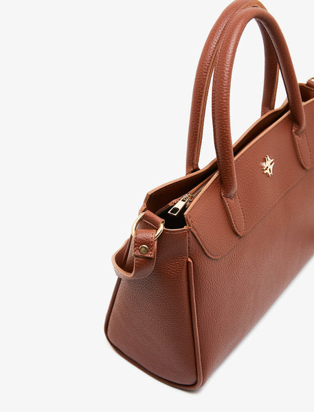 Joudie basic bag Camel