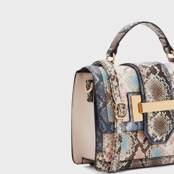 Joudie luxe python