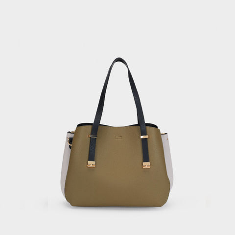 joudie shopper bag Kaki