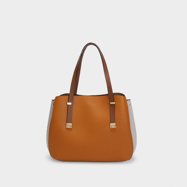 joudie shopper bag Moutarde