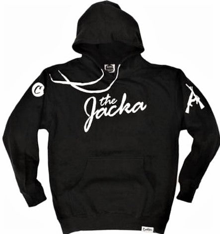 FINAL SALE! Jacka x Cookies Hoodie - Black