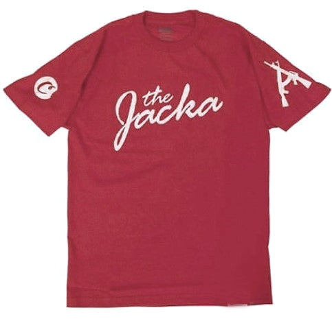 FINALE SALE! The Jacka x Cookies T-Shirt  -  Red