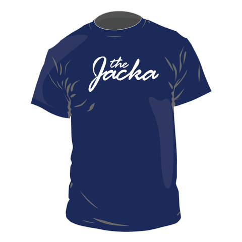 Jacka T-Shirt Blue