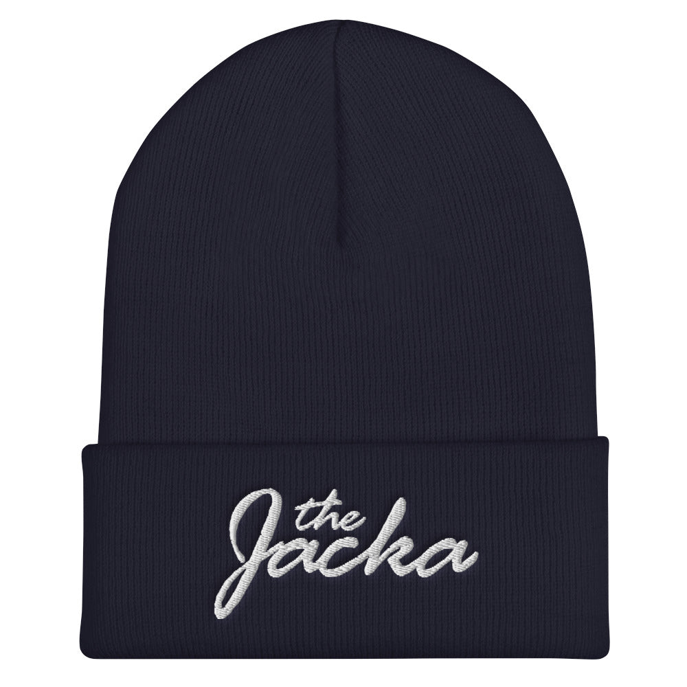 The Jacka Cuffed Beanie