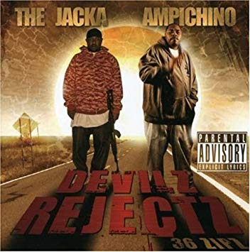 Album - The Jacka & Ampichino - Devilz Rejectz