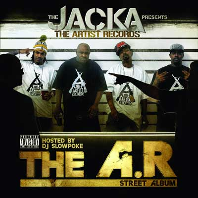 Album - The Jacka - The Artist Records Street Album