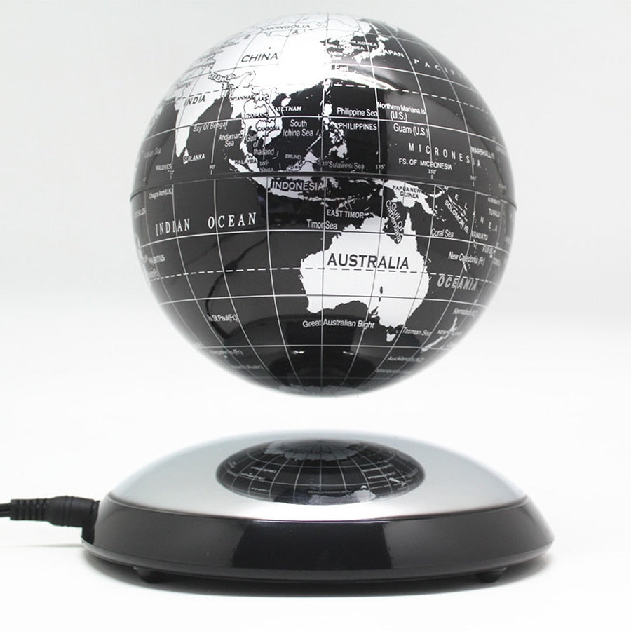 Levitation Floating Globe - uniquelyfurniture.com
