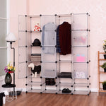 Cube Wardrobe - uniquelyfurniture.com