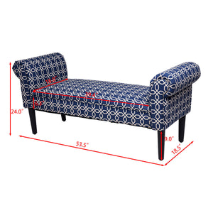 Rolled Arm Sofa Day Bed - uniquelyfurniture.com