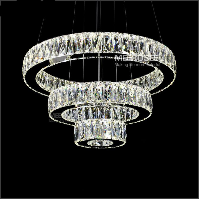 LED Crystal Pendant Light - uniquelyfurniture.com