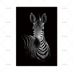 Animal Relist Canvas - uniquelyfurniture.com
