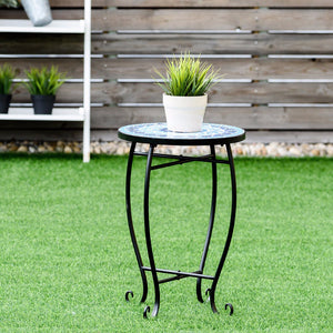 Outdoor or Indoor Accent Table - uniquelyfurniture.com