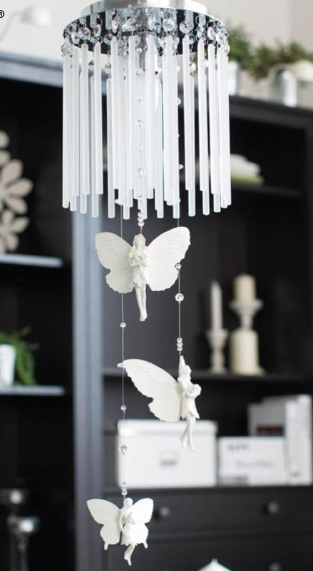 Crystal Angel Chandelier - uniquelyfurniture.com