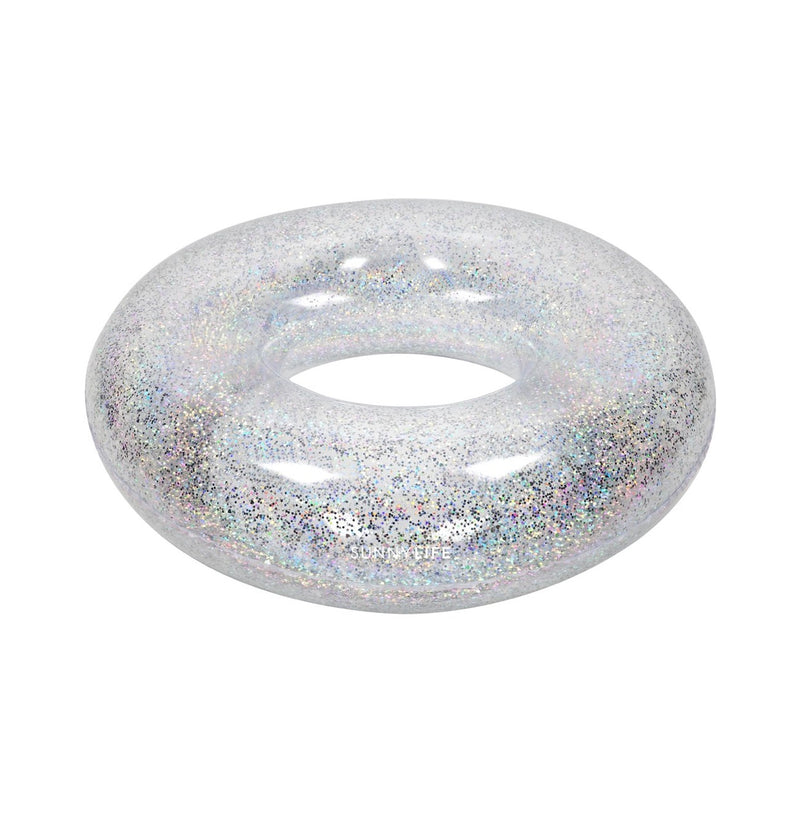 Glitter Inflatable Pool Float