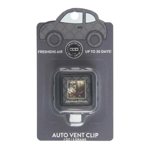 Afternoon Retreat Auto Vent Clip