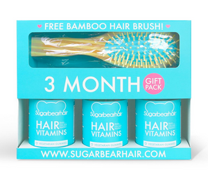 SugarBear Hair Vitamin - 3 Month Supply