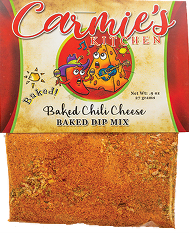 Baked Chili Cheese Dip Mix