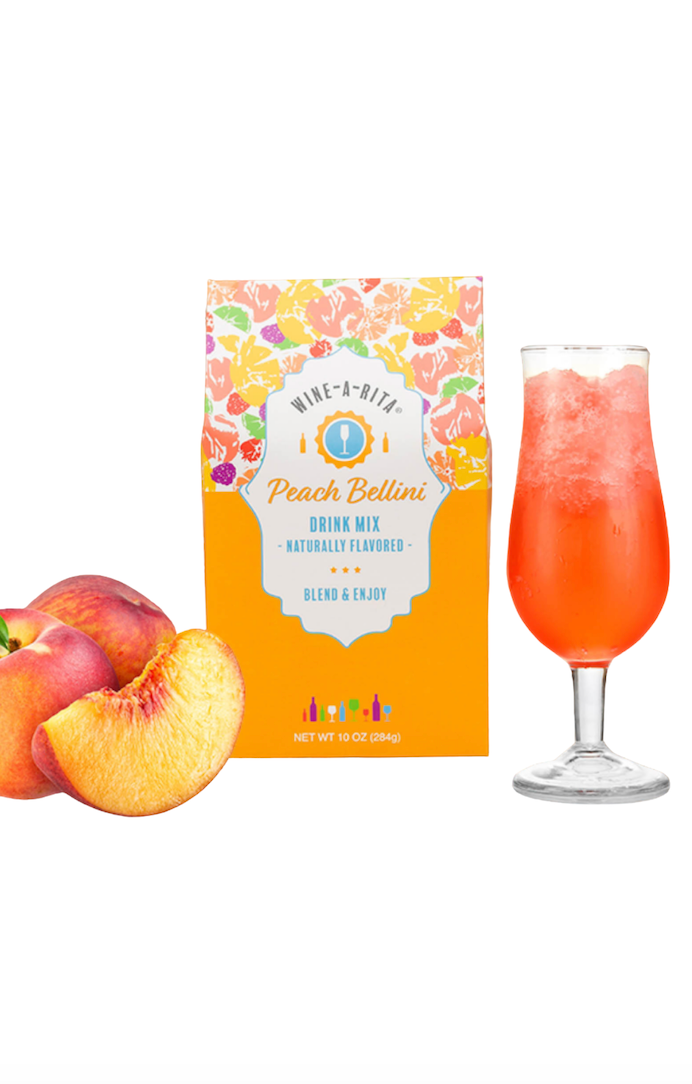 Wine A Rita Drink Mix - Peach Bellini