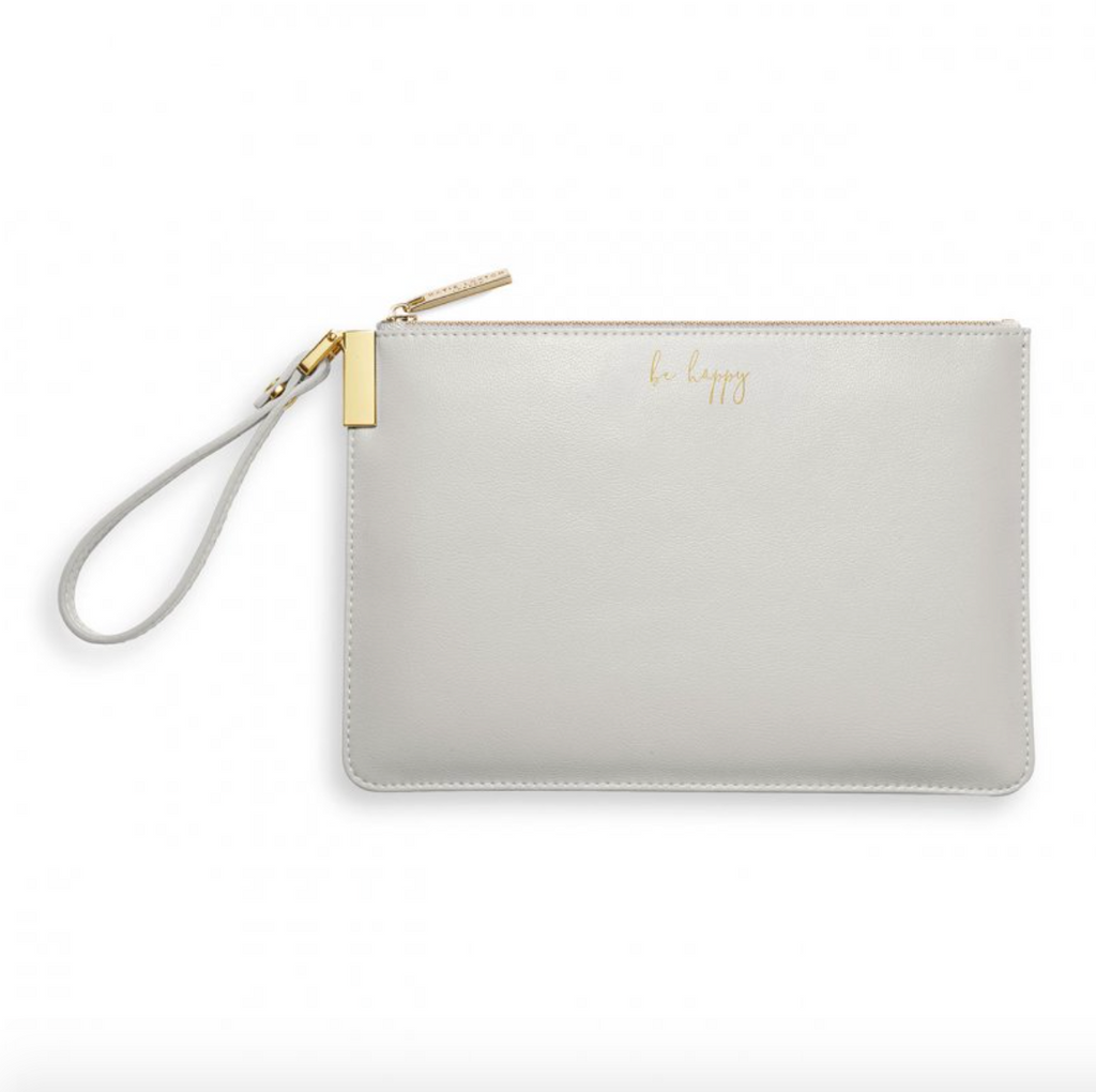 Katie Loxton - Be Happy Pouch