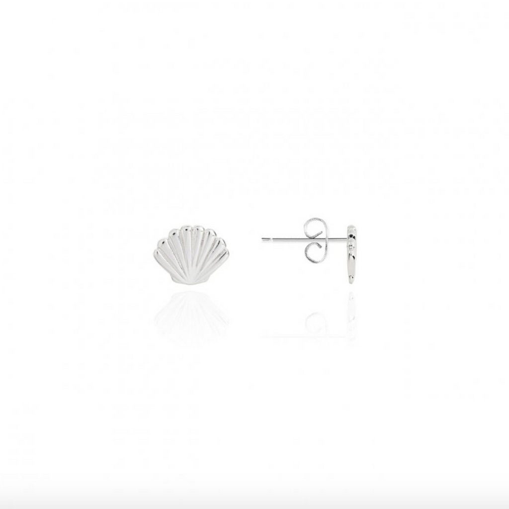Katie Loxton - Seashell Stud Boxed Earrings