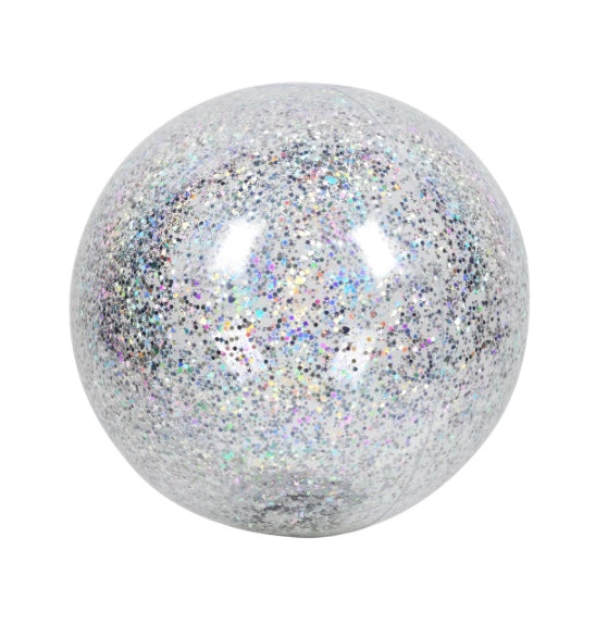 Glitter Inflatable Beach Ball