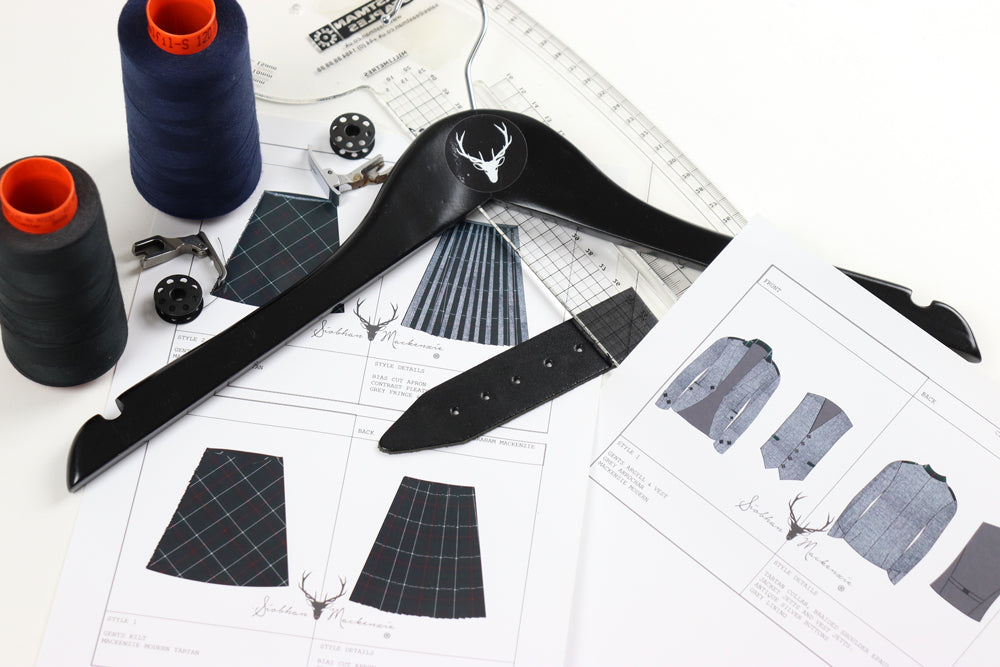 Custom Kilt Outfit Designs